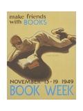 Book Week Poster