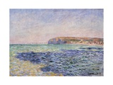 Shadows on the Sea - the Cliffs at Pourville