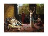 A Harem Scene