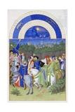 Très Riches Heures Du Duc De Berry: Month of May