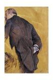 The Impresario Giclée par Edgar Degas