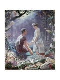 Hermia and Lysander