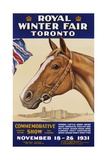Royal Winter Fair Toronto Poster