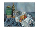 Nature morte - Pommes Giclée par Paul Cézanne