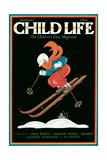 Magazine Cover  Child Life