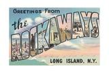Greetings from the Rockaways  Long Island  New York