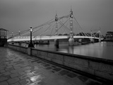 Evening Shower - Albert Bridge