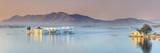 India  Rajasthan  Udaipur  Lake Pichola and Lake Palace