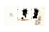 Self-portrait Giclée par Jean-Michel Basquiat