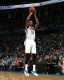 Feb 9   2014  New York Knicks vs Oklahoma City Thunder - Kevin Durant