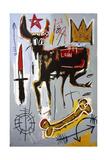 Loin Giclée par Jean-Michel Basquiat
