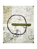 Jesse Giclée par Jean-Michel Basquiat