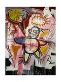 Donut Revenge Giclée par Jean-Michel Basquiat
