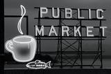BW Public Market Sign I