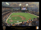 SF Giants  It's Our Time - Black border
