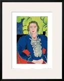 La Blouse Bleue  c1936
