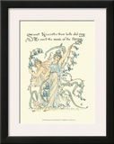 Shakespeare's Garden II (Hyacinth)