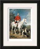 Portrait of Charles Trelawny