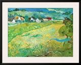 Sunny Meadow in Arles  c1890