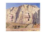 The Tombs of Darius and Artaxeres
