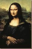 La Joconde Tableau sur toile par Leonardo Da Vinci