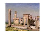 Darius' Palace  Persepolis