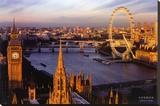 Londres, Angleterre Tableau sur toile