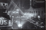 Hollywood Boulevard Tableau sur toile