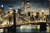 Manhattan, New York Tableau sur toile