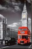 Londres Tableau sur toile