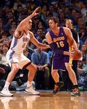 Mar 13  2014  Los Angeles Lakers vs Oklahoma City Thunder - Pau Gasol