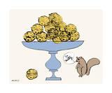 So Nutty Giclée par Andy Warhol