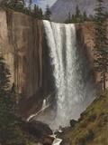 Vernal Falls  1863