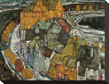 Crescent of Houses II (Island Town)  1915