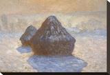 Haystacks: Snow Effect  1891