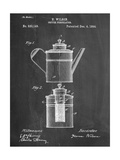 Coffee Percolator Patent