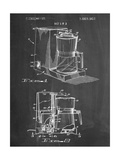 Coffee Maker Patent Reproduction d'art