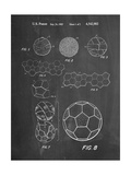 Soccer Ball Patent, How To Make Reproduction d'art