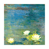 Flowers in the Pond