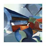 Prisme I Reproduction d'art par Sloane Addison
