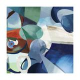 Prism II Reproduction d'art par Sloane Addison