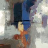 Indigo Touch I Reproduction d'art par Sloane Addison