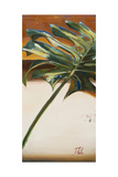 The Green Leaf I Reproduction d'art par Patricia Quintero-Pinto