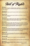 Bill of Rights - USA