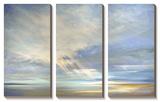 Heavenly Light II Tableau multi toiles par Sheila Finch