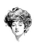Gibson Girl  1900