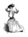 Gibson Girl  1904