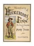 Huck Finn  1885