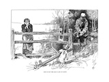 Golf Game  1895