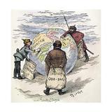 Cartoon: Imperialism  1885